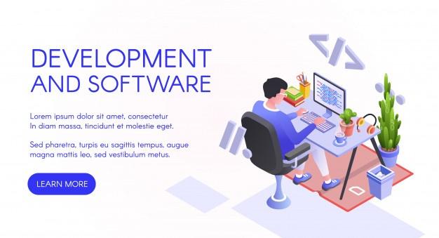 Frameworks in web development
